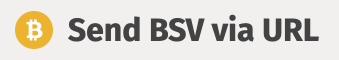 Send Bitcoin SV via a URL