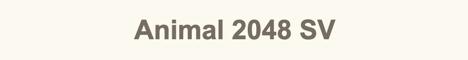 Animal 2048 SV
