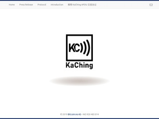 https://kaching.cards