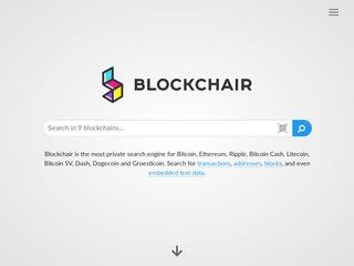 https://blockchair.com/bitcoin-sv
