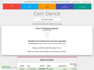https://sv.coin.dance/blocks
